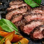 Beef Rump Steak and Potatoes Recipe