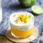 Vegan Mango Chia Pudding Recipe