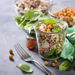 Quinoa Salad with Chickpeas Recipe