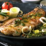 Grilled Fish with Lemon & Rosemary